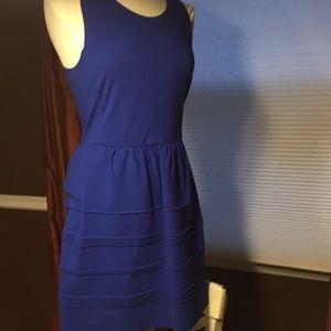 b847c449a34 Madewell Stretch dress royal blue small